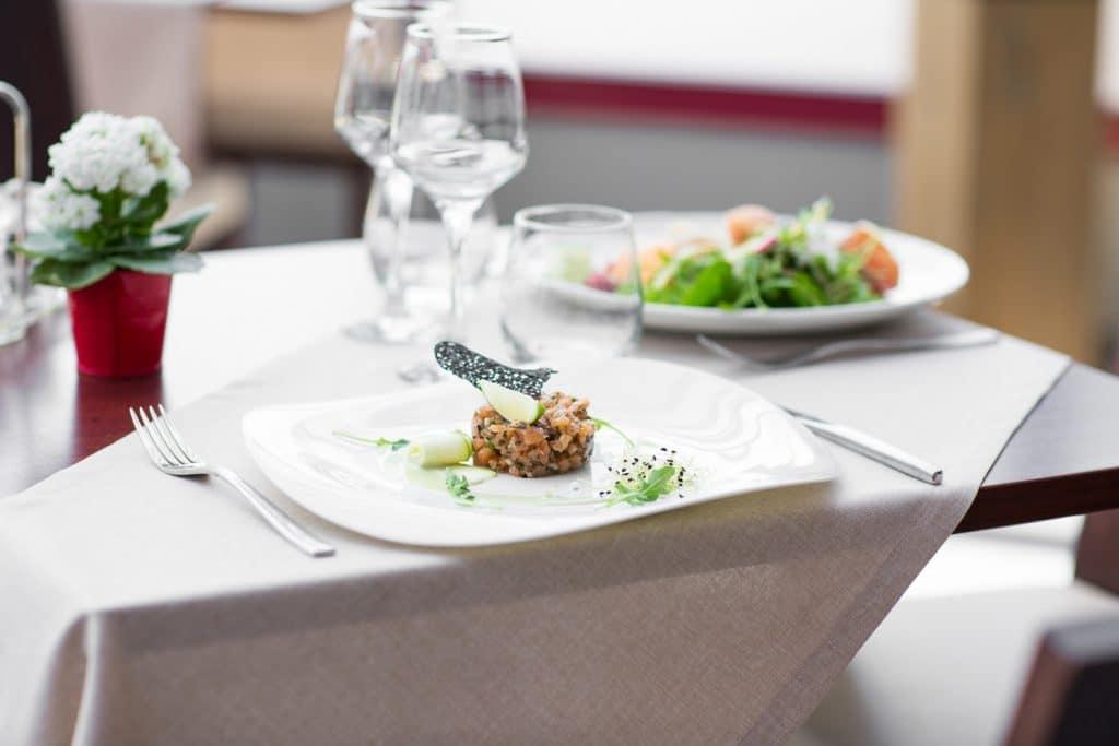 Restaurant Les Reflets du Lac, Lugrin